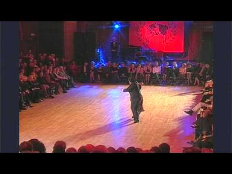 3rd Tango Festival Gloria & Eduardo Arquimbau London 2001