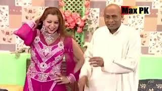 Amanat Chan   Megha   Akram Udas   New Punjabi Stage Drama Comedy Clip