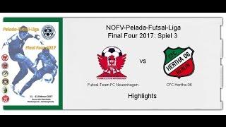 Final Four 2017: Spiel 3 gegen Neuenhagen