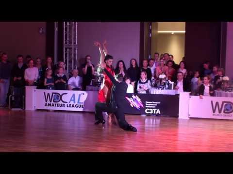 Kirill Belorukov - Polina Teleshova Nevsky Ball 2017 Show Paso