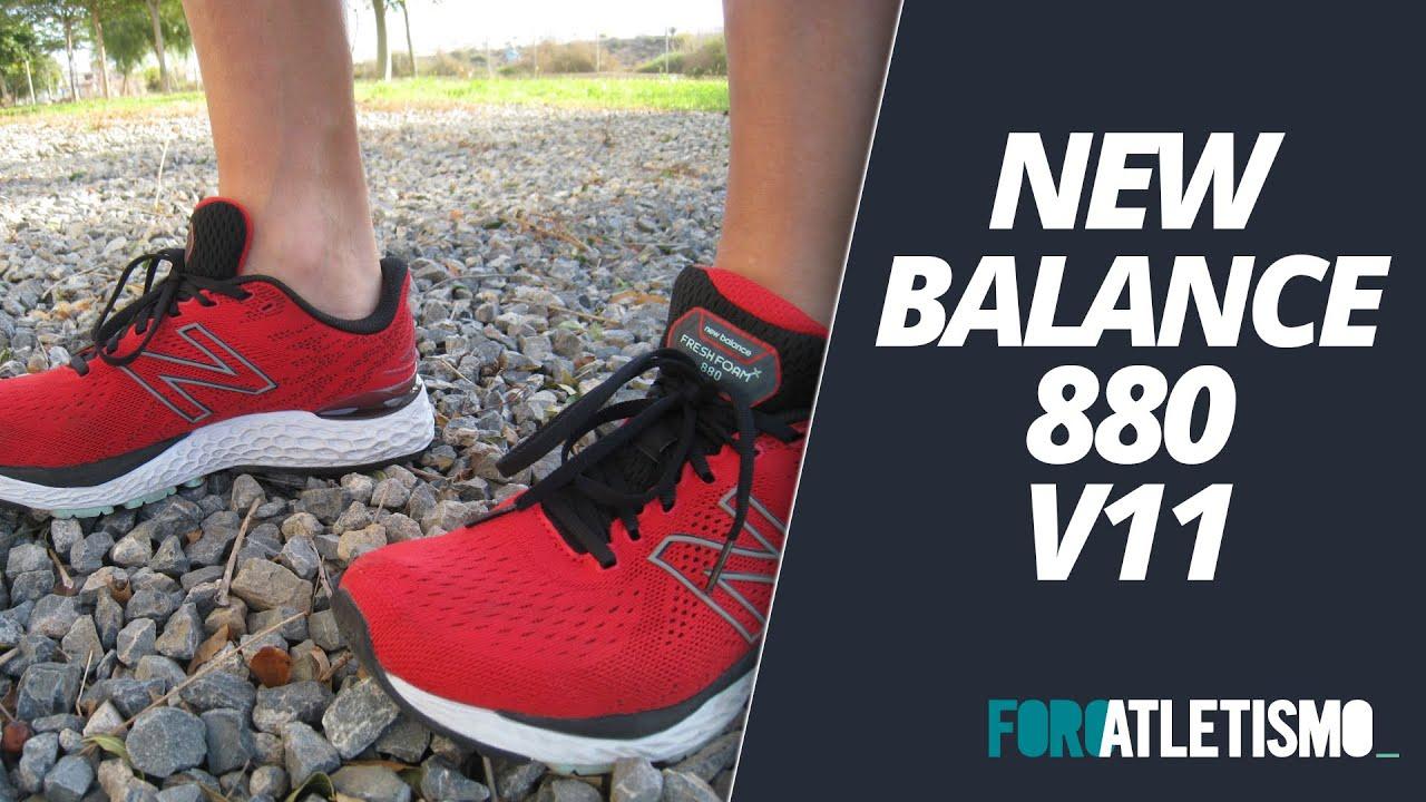 New Balance 880 v11 REVIEW
