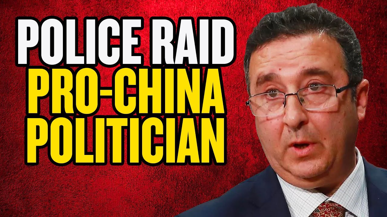 Australian Police Raid Home of Pro-China Politician