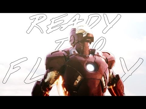 ►Tony Stark | Ready To Fly