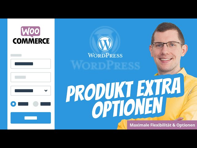 WooCommerce Variable Produkte mit Extra Optionen (Buttons, Boxen, Felder, Eingabe, Upload)