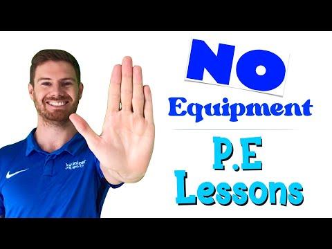 P.E Games NO Equipment   Part 6