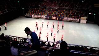 HKMBDCA 2012 香港步操樂團公開賽—DIV 2 大