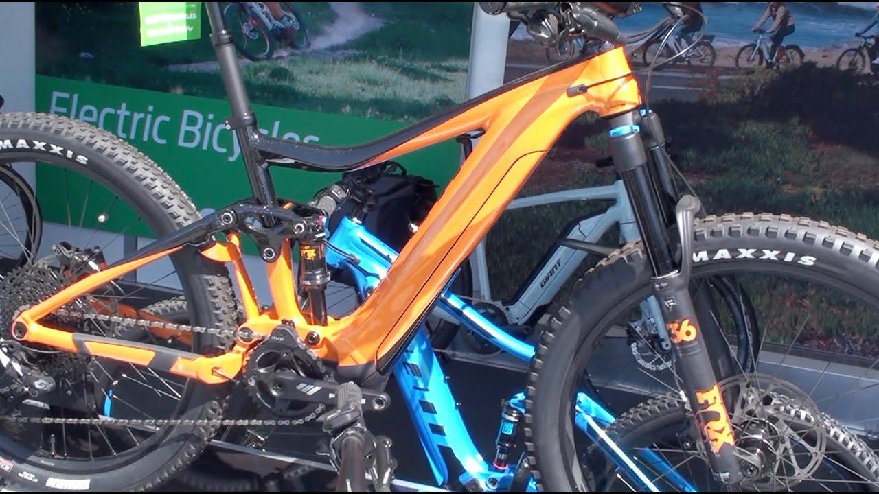 2019 Giant & Liv Electric Mountain Bikes, eRoad, & eCommuters | Electric  Bike Report