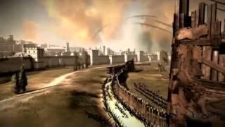 Total War  Rome II  Штурм Карфагена.