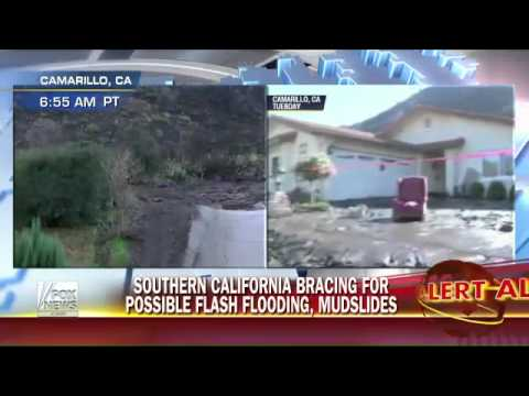 California  Much needed rain could trigger mudslides, floods