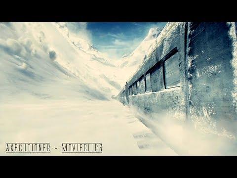 Snowpiercer 2013 Fight & Train Crash Scenes Edited