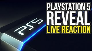 PlayStation 5 Reveal (PS5 Reveal) - Live Reaction