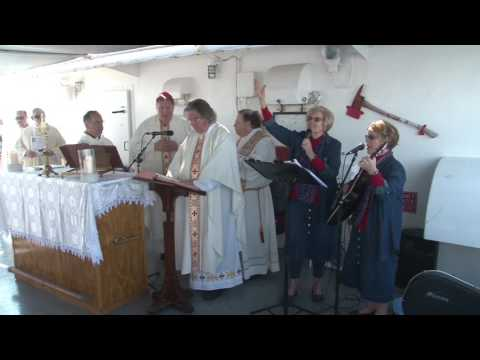 Holy Mass & Blessing of the Port of New York & New Jersey