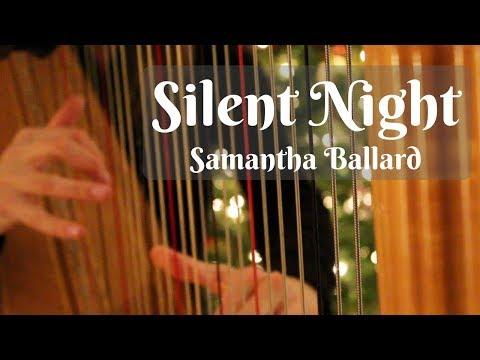 Silent Night | Samantha Ballard, Harp