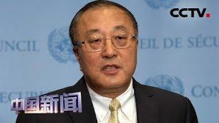 [中国新闻] 中国代表:美退出《中导条约》是为自我松绑 | CCTV中文国际