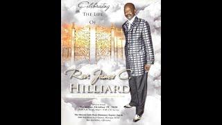 Celebrating the Life of Rev. James C. Hilliard