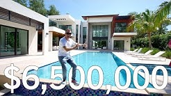 $6,500,000 Miami LUXURY House Tour in Pinecrest | Miami, Florida