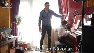 Lectii de pian Navodari - Fernando Dascalu - Sonatina Op.36 No. 1 de Clementi
