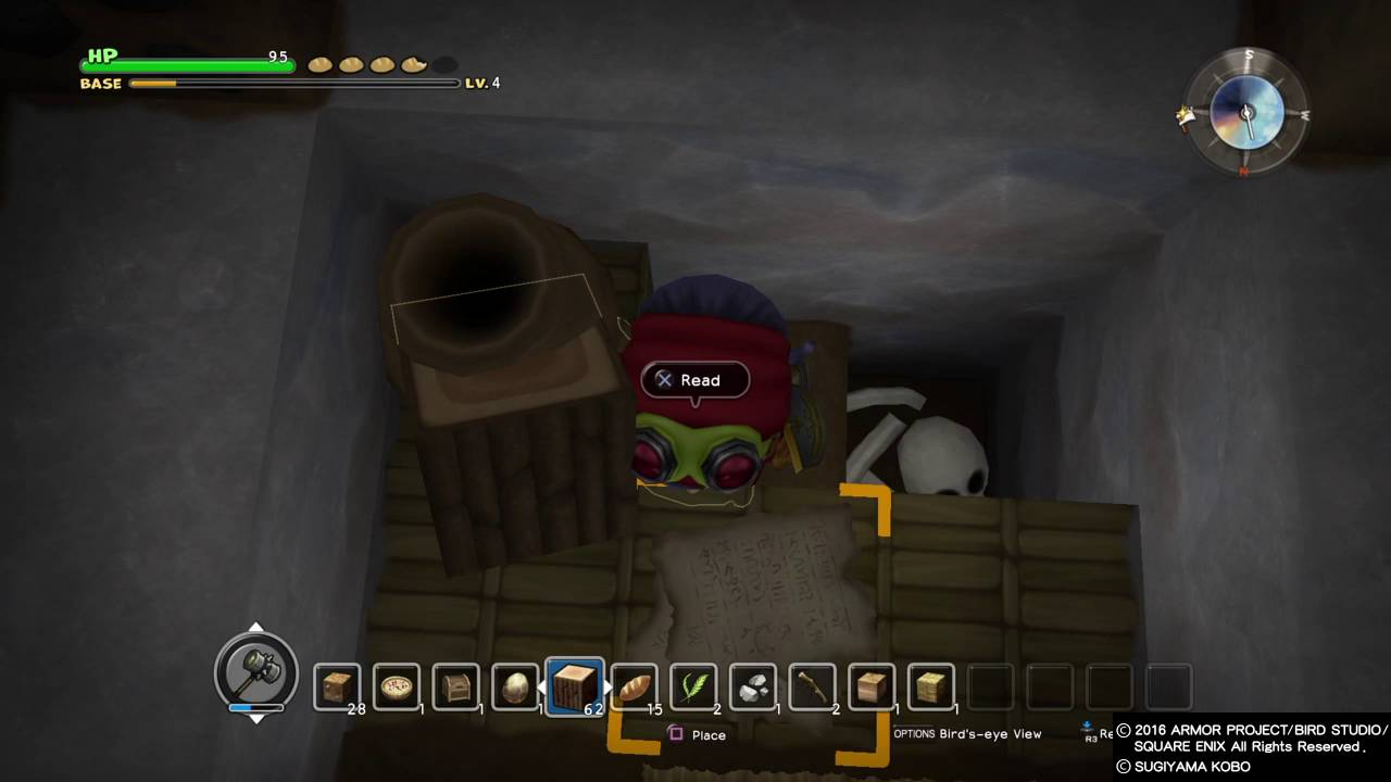 Cantlin Garten Dragon Quest Builders Chapter 1 Talaria By Twilight Dusk