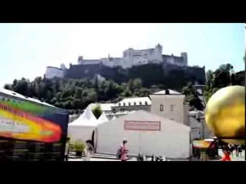 An afternoon in Salzburg