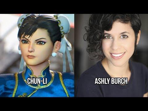 Characters and Voice Actors - Marvel vs. Capcom: Infinite