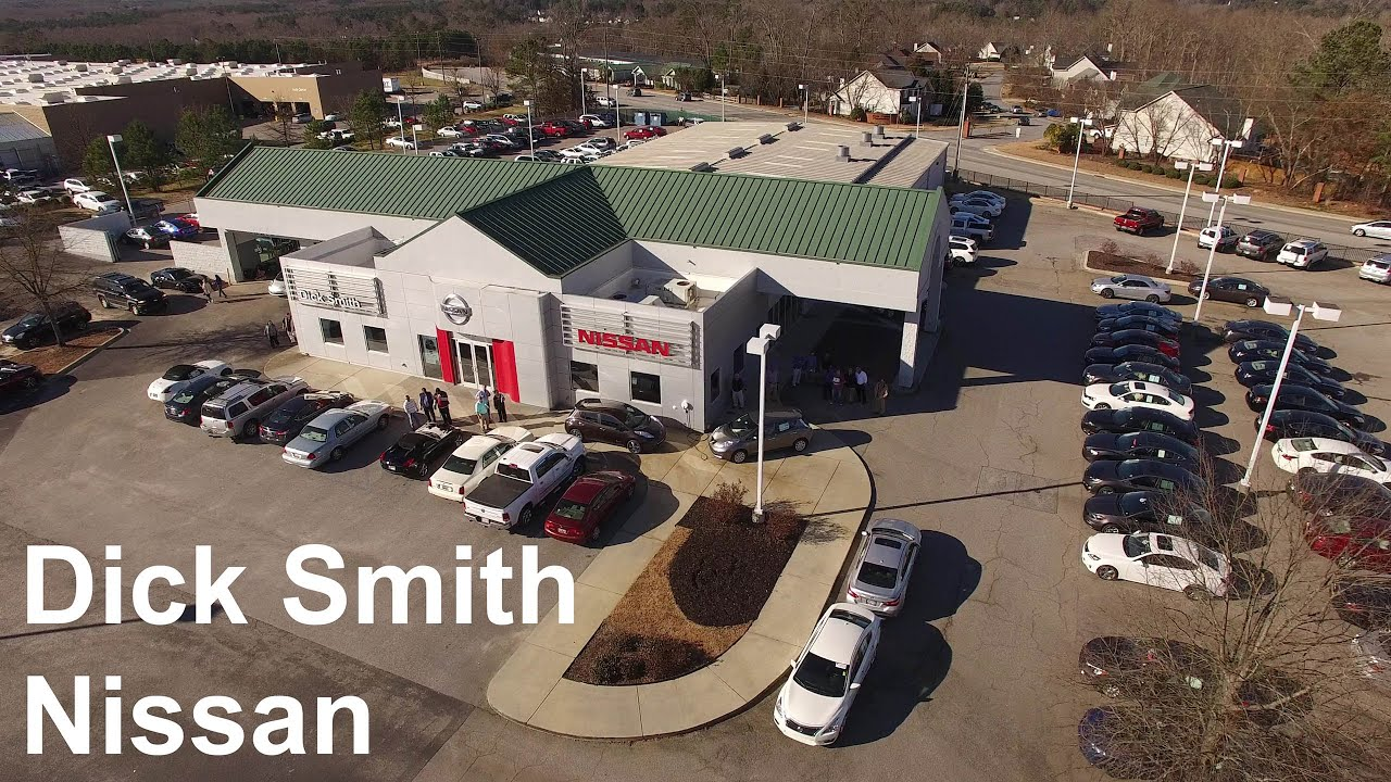 Dick Smith Nissan, Lexington South Carolina