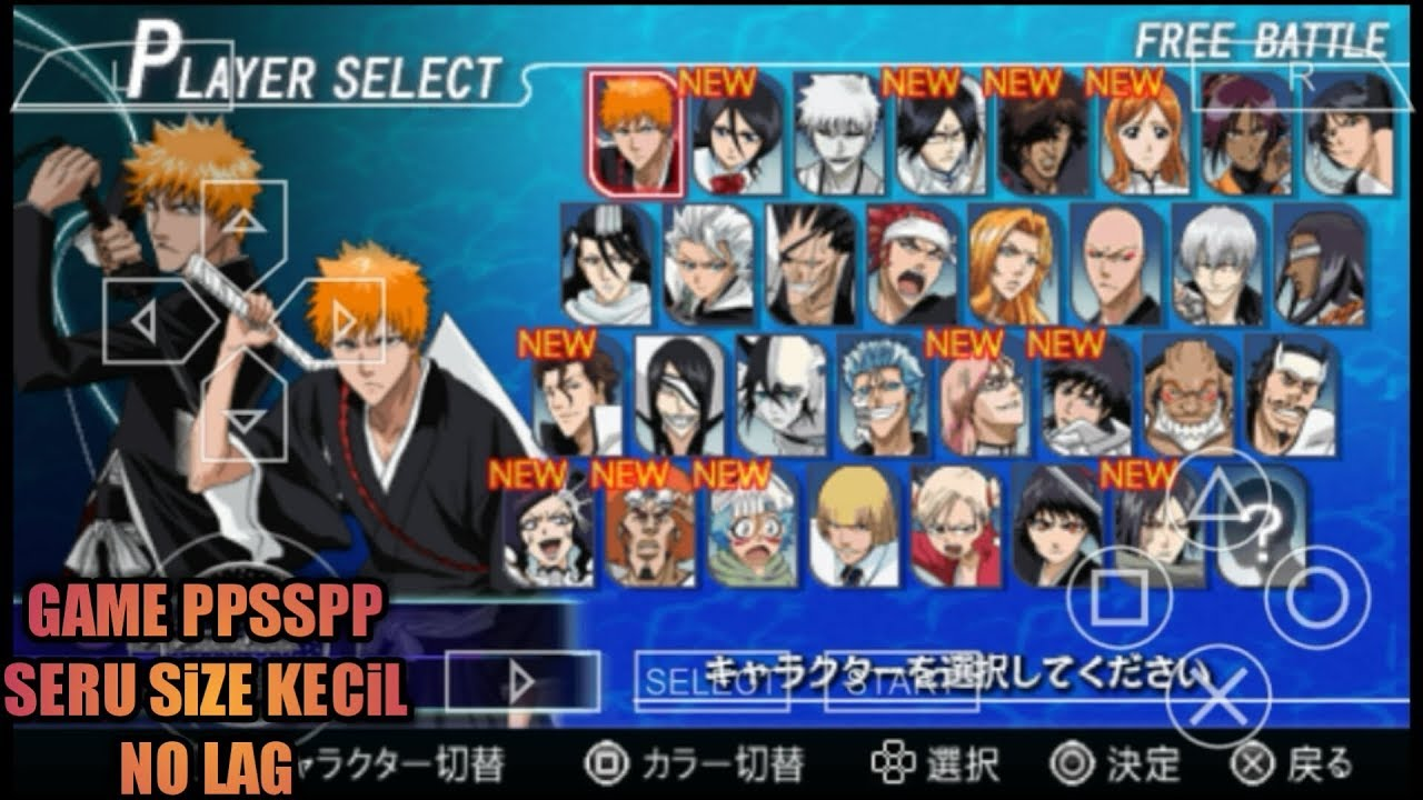Download Game Ppsspp Bleach For Android Joywasra92 Wyoming