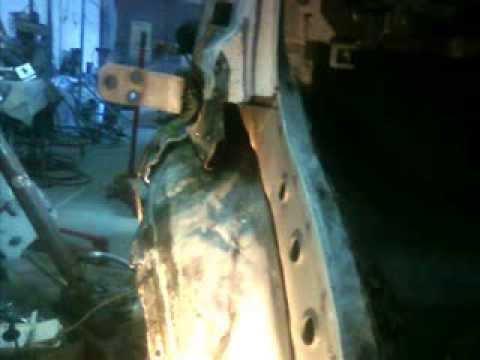 Peugeot Boxer   Body Repair