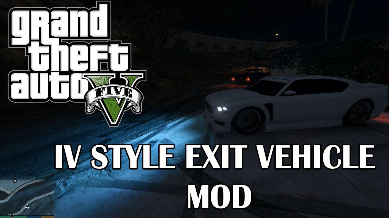 gta v engine off mod