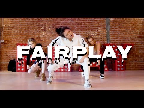 Kiana Ledé - Fairplay | Alyson Stoner Choreography