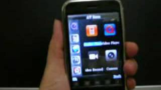 P168 CECT Unlocked Cell phone Tri band Dual active SIM mp3