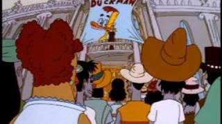 Duckman Inaugural Address
