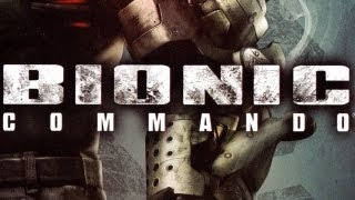 Classic Game Room - BIONIC COMMANDO review