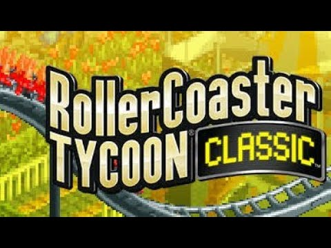 How To Download Roller Coaster Tycoon Classic !!!