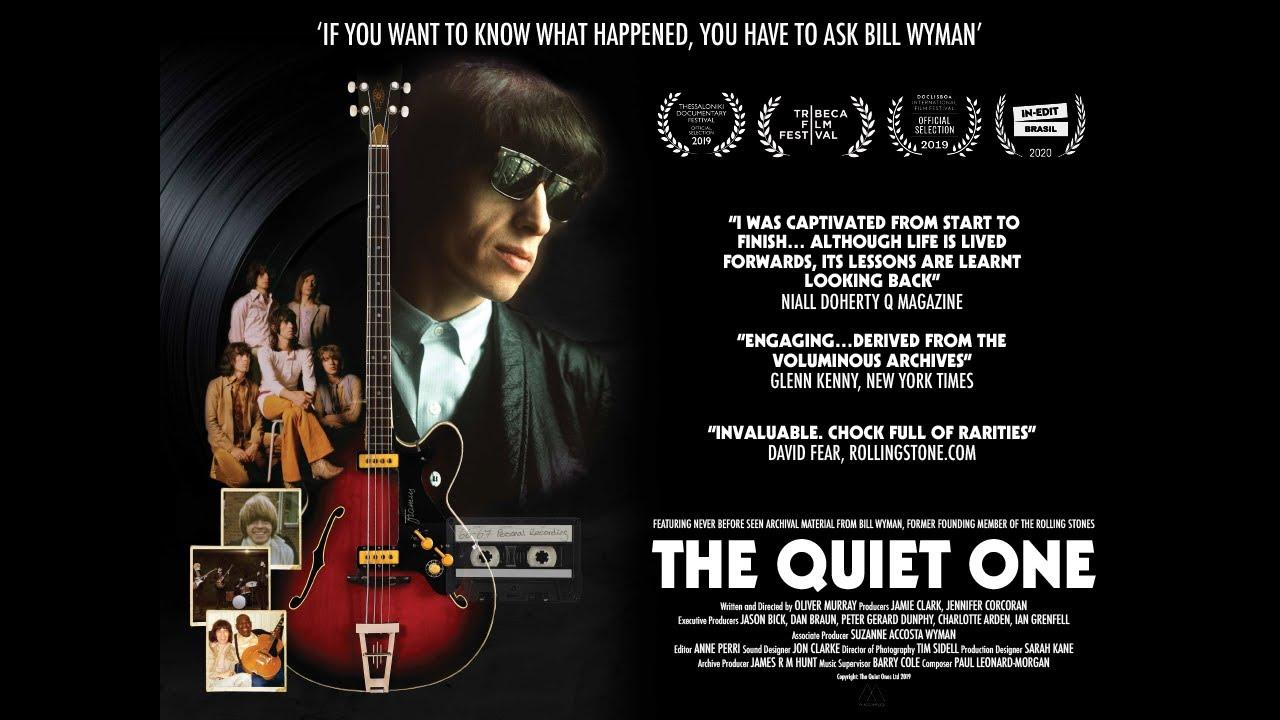 Download Bill Wyman - THE QUIET ONE (Trailer)