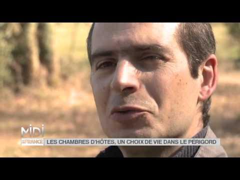 LE FEUILLETON : Les chambres d'hôtes, un choix de vie dans le Périgord
