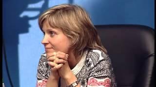 Телеканал СПбГУ. Ток-шоу Эксперт-клуб. 2009 год. Дима Шатохин