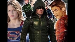 Next Arrowverse Crossover Teaser! Could We See Forever Evil?!
