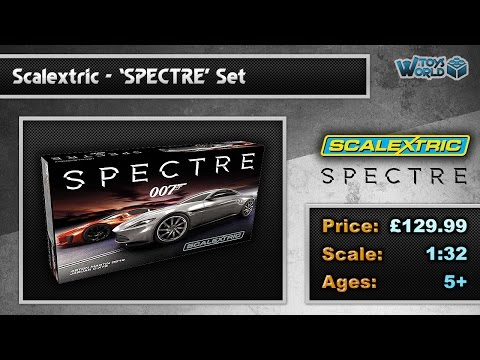 Scalextric – James Bond: 'SPECTRE' Set
