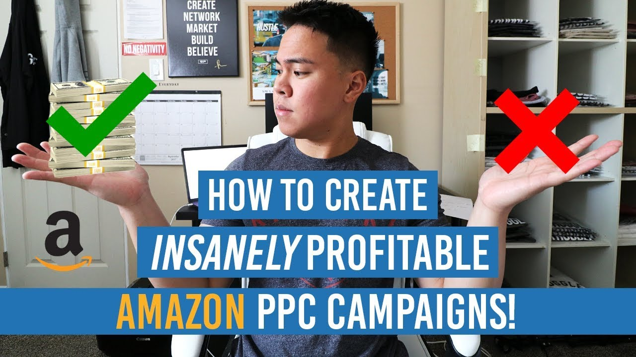 54c07a82473c How To Create INSANELY Profitable Amazon PPC Campaigns! The 2 SECRETS  REVEALED!