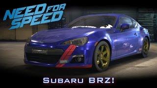 Spitão de Subaru BRZ? Por quê? Sprint, Contra o relógio e Drift!| Need for Speed 2015 [PT-BR]