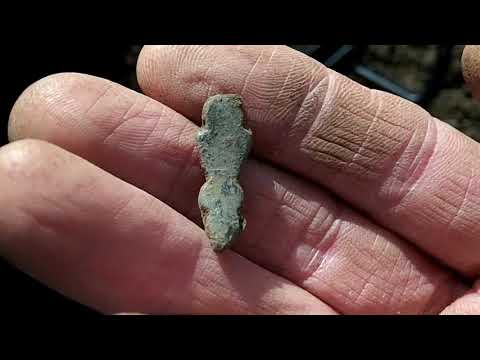 Detech Chaser 14 kHz metal detector finds roman & hammered silver coins  - metal detecting in UK