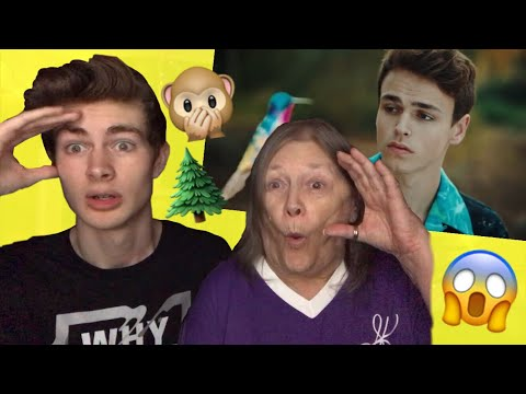 My Granny Reacts To 8 Letters By Why Don't We!