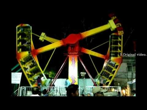 New Ride All India Industrial Exhibition,Numaish Nampally,Hyderabad.