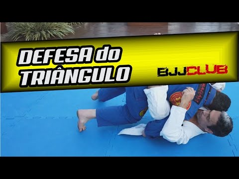 🆕 Defesa do Triângulo com Thiago Silva 🏼 👉 Jiu Jitsu - BJJCLUB
