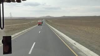 Дальнобой Россия Казахстан второй рейс в город актау