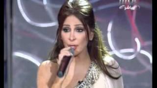 elissa absher 2011 اليسا مصدومه برنامج ابشر