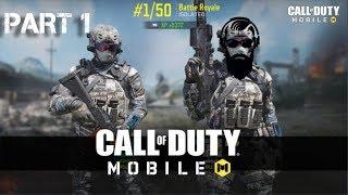 Call of Duty Mobile ლაშასთან ერთად ქართულად  ნაწილი 1