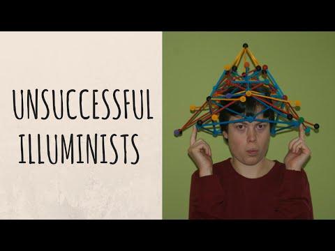 Unsuccessful Illuminists