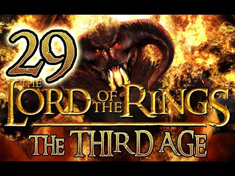 Lord of the Rings : The Third Age Walkthrough Part 29 (PS2, GCN, XBOX) - Minas Tirith