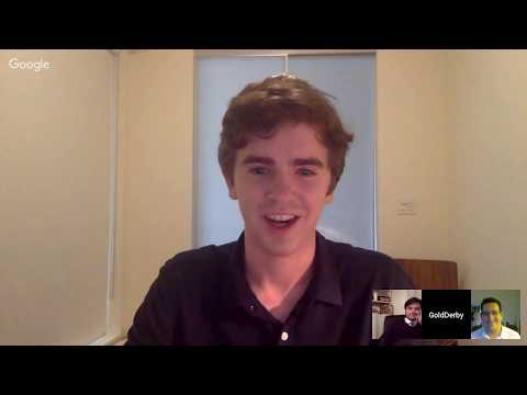 Freddie Highmore ('The Good Doctor') on autistic surgeon wit